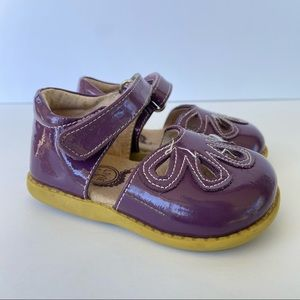 LIVIE AND LUCA Petal Mary Jane Toddler Size 4